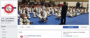 Martial Arts SEO and Social Media
